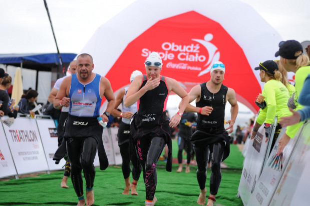 W niedzielę zawodnicy zmierzą się z olimpijskim dystansem triathlonu. Dzień wcześniej na krótszych trasach rywalizować będą dzieci.