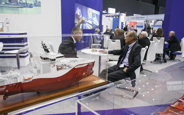 Targi to okazja do zaprezentowania potencjału branży morskiej od usług po produkty i nowoczesne technologie.