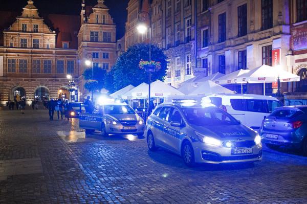 Akcja policji w klubie Obsession przed dwoma tygodniami.
