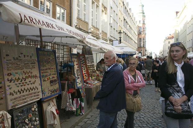 Ubiegłoroczny Jarmark św. Dominika odwiedziło ok. 6 mln osób.