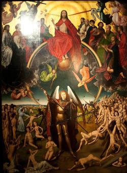 """""""Sąd Ostateczny"""" Hansa Memlinga to prawdziwa perła w zbiorach gdańskiego Muzeum Narodowego."""