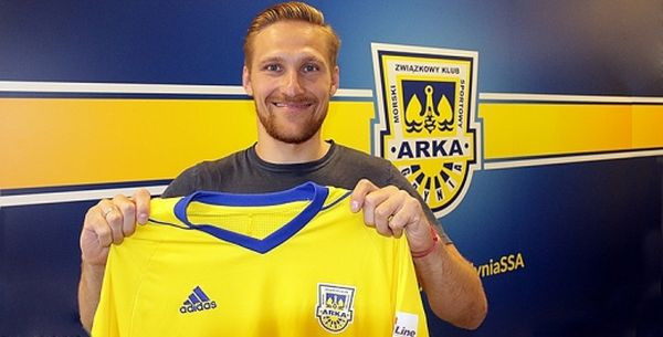 Siergiej Kriwiec ma ww Arce wypełnić lukę na pozycji ofensywnego pomocnika, która powstała po odejściu Dominika Hofbauera i Mateusza Szwocha.