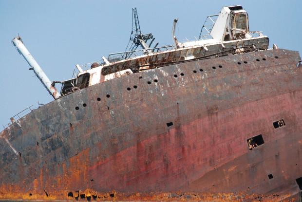 Według szacunków Komisji Europejskiej w latach 2011-2025 trzeba będzie złomować na całym świecie ponad 12 tys. statków o tonażu do 500 ton brutto.