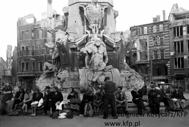 Pomnik poświęcony poległym żołnierzom niemieckim z Gdańska i okolic. Po II wojnie światowej został zburzony, ale nie wszystkim się to spodobało.