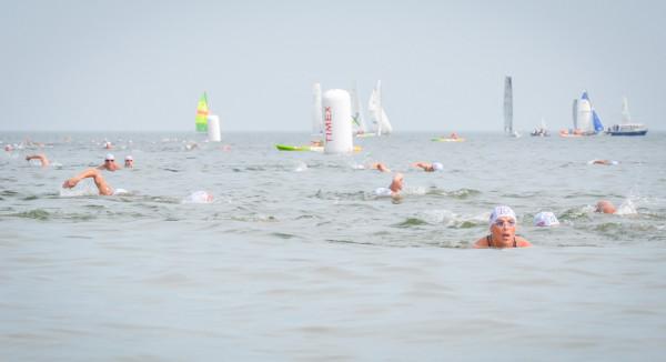 Wyścig dookoła molo w Sopocie będzie w weekend jedną z głównych trójmiejskich atrakcji dla aktywnych.