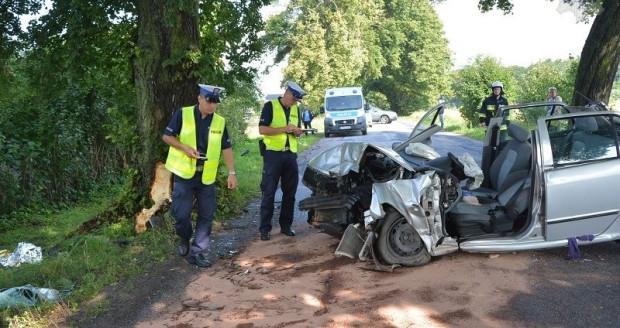 Według policyjnych statystyk najczęstszą przyczyną wypadków jest wymuszenie pierwszeństwa oraz przekraczanie dozwolonej prędkości.
