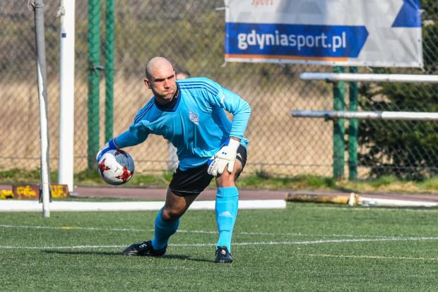 Marcin Matysiak wie, że stanie w bramce Bałtyku na początku nowego sezonu. Ma już także obraz, jak będzie wyglądała najbardziej wspomagająca go linia obrony.