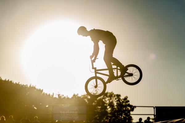 Cropp Baltic Games to festiwal dla wszystkich miłośników sportów ekstremalnych.
