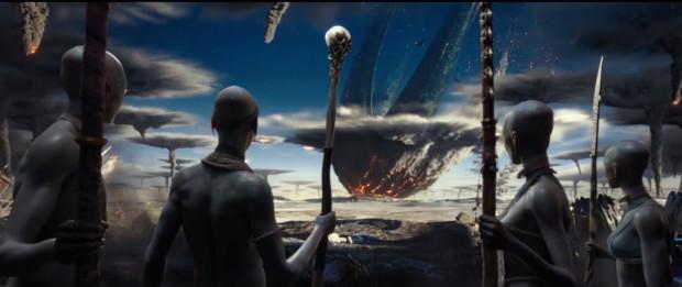 Największym atutem najnowszego filmu Luca Bessona jest olśniewająca warstwa wizualna, która sprawia, że seans - zwłaszcza w technologii 3D - będzie prawdziwą ucztą dla oczu. Równie pochlebnych słów nie można już jednak powiedzieć o samej historii i jej poprowadzeniu.