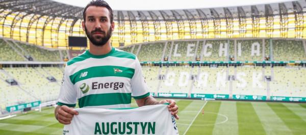 Błażej Augustyn podpisał z Lechia 2-letni kontrakt. Czy 29-latek będzie tak potrzebnym gdańskiej obronie wzmocnieniem?