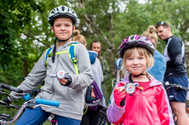 Na rowerzystów w Gdyni czeka 350 dzwonków rowerowych.