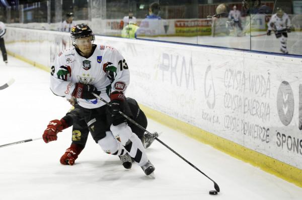 Josef Vitek uważa, że przy wsparciu doświadczonych zawodników, młody zespół MH Automatyki może namieszać w PHL.