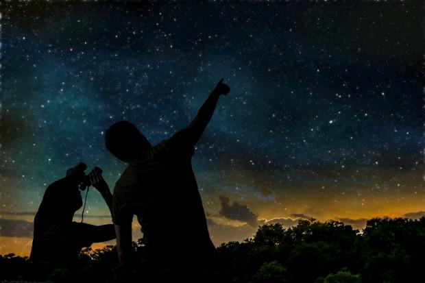 W Hewelianum będzie można obserwować Perseidy przy użyciu profesjonalnych teleskopów oraz przy wsparciu  astronomów.