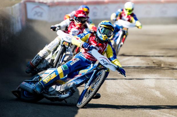 W poniedziałek w Gdańsku zobaczymy najlepszych żużlowców świata. Na zdjęciu drugi zawodnik ubiegłorocznego cyklu Grand Prix Bartosz Zmarzlik.