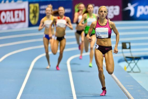 Angelika Cichocka największy dotychczas sukces w biegu na 800 metrów odniosła w halowych mistrzostwa świata, które w 2014 roku odbyły się w Ergo Arenie. Czy w Londynie zbliży się do srebra, które wówczas zdobyła?
