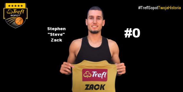 Stephen Zack ma za sobą występy w FIBA Europe Cup, a także Lidze Letniej NBA.