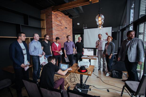 Clipster działa już od dwóch lat. Mieszkało i pracowało tam już 30 młodych przedsiębiorców.
