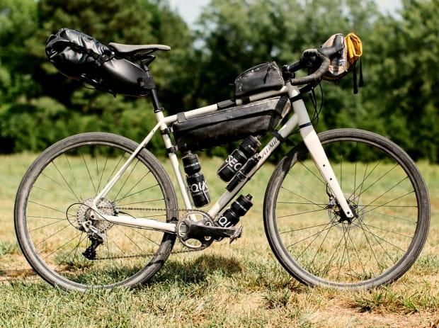 Przykład spakowania roweru Specialized Sequoia