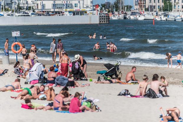 Trójmiejscy przedsiębiorcy zgodnie przyznają, że nadmorska branża turystyczna w największym stopniu uzależniona jest od dobrej pogody. A tej w tym roku brakowało.