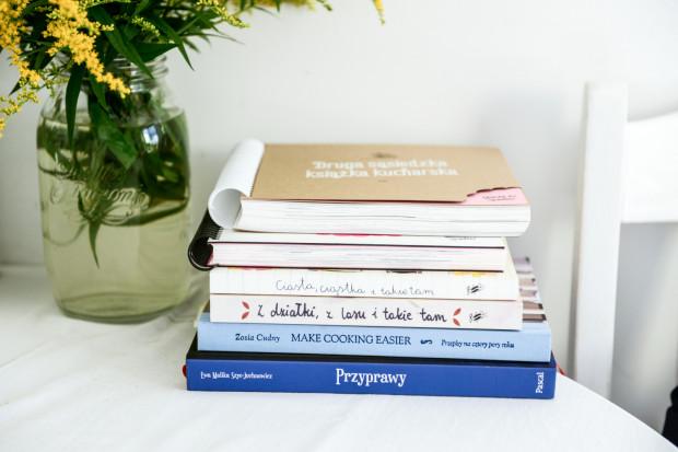 Kulinarne Trójmiasto to także książki. Ciekawe, oryginalne i kolorowe...