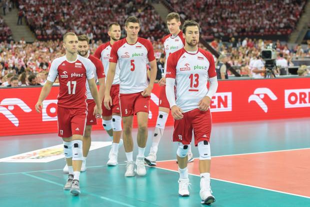 Polscy siatkarze byli załamani swoją postawą po meczu z Serbią.