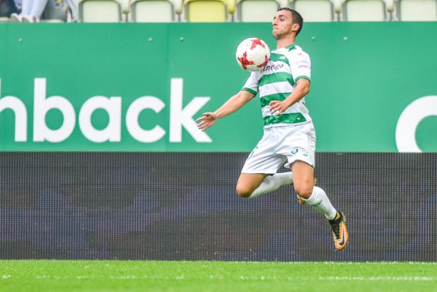 Joao Oliveira dał dobrą zmianę w Krakowie, a jego pierwsza bramka w ekstraklasie zapewniła Lechii remis.