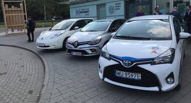 Samochody współdzielone mają zacząć jeździć po Gdyni jeszcze w tym roku. Docelowo dla całej aglomeracji będzie potrzebnych nawet 2 tys. takich pojazdów.