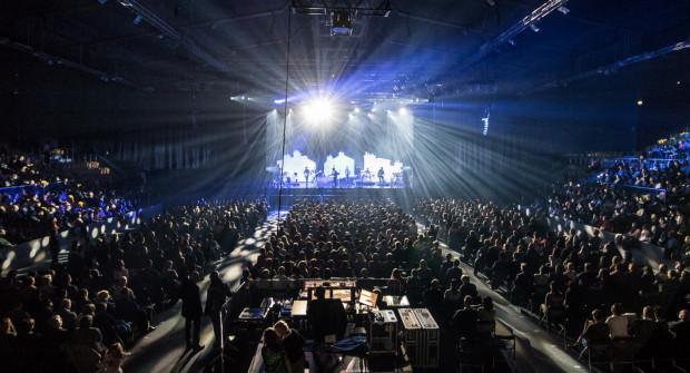 Gdyńska hala jest także miejscem, gdzie odbywają się kameralne koncerty.