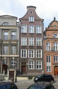 Dom rodzinny filozofa przy ul. Św. Ducha
