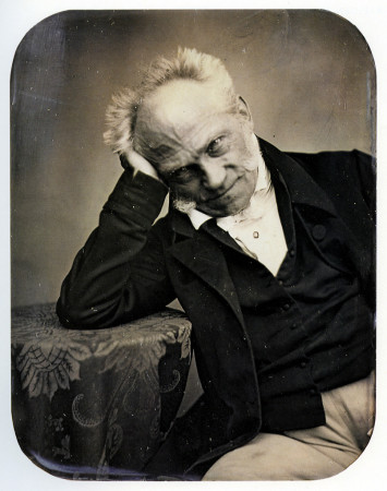 Arthur Schopenhauer w 1852 r.