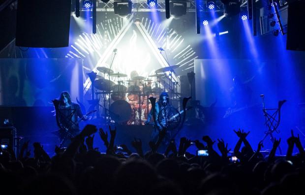 """Wśród koncertów, które klub B90 zorganizował bez dodatkowego zezwolenia ze strony prezydenta miasta Gdańska był występ grupy """"Behemoth"""" w październiku 2016."""