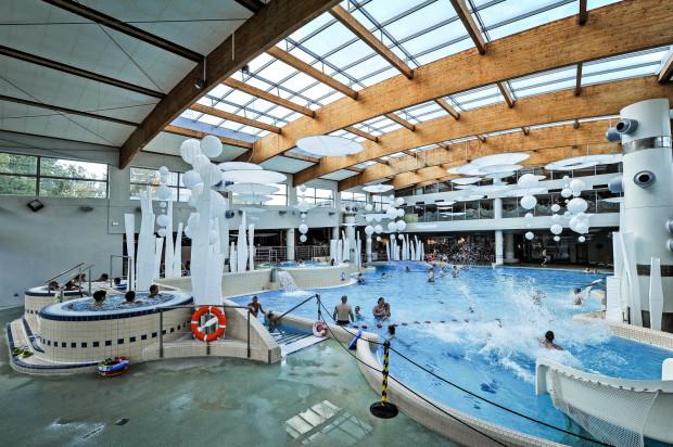 Aquapark w Sopocie odwiedza 500 tys. gości rocznie. W tym roku obiekt gościł 7-milionowego klienta.