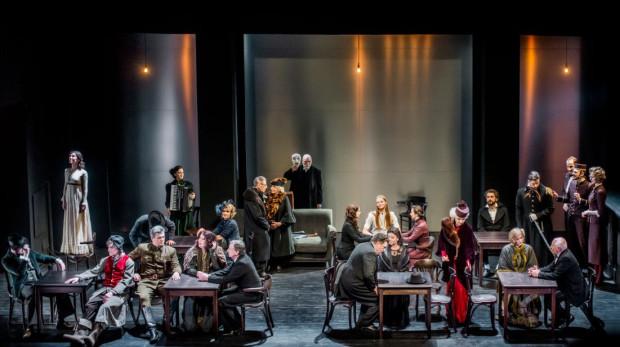 """Zobaczyć będzie można także spektakl Rimasa Tuminasa - """"Aktor Minetti"""", który zagrany zostanie 8 października."""