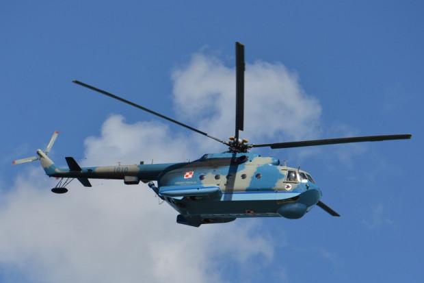 Widzowie będą mogli zobaczyć też pokaz Mi-14PŁ - śmigłowca zwalczania okrętów podwodnych.