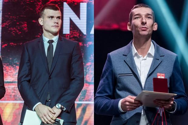 """Mateusz Biskup (z lewej) i Miłosz Jankowski (z prawej) są już w najlepszej """"12"""" świata, ale aspiracje mają większe."""