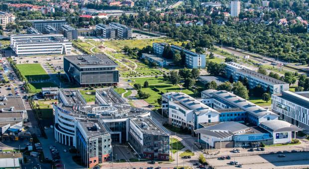Studia będą prowadzone w trybie zaocznym. Nz. kampus UG w Oliwie.