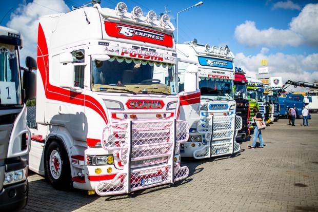 W wyborach Pomorskiej Miss Scania 2017 będziemy podziwiać około 50 wystylizowanych ciężarówek.