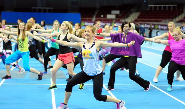 """Podczas """"Zdrowej soboty"""" do dyspozycji będą rehabilitanci i specjaliści, sportowcy i trenerzy."""