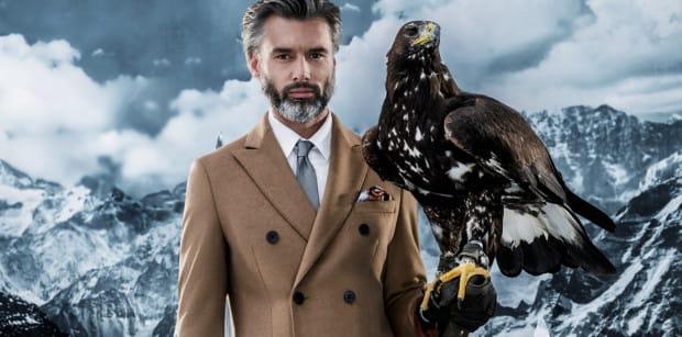 Kolekcja na sezon jesień-zima marki Giacomo Conti, to połączenie klasycznego wzornictwa, stonowanej kolorystyki i wysokiej jakości tkanin pochodzących z Włoch.