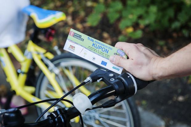 Wszyscy, którzy 17.09 wybrali siędo oliwskiego Zoo rowerem, mogli liczyćna dodatkowe atrakcje, w tym bilety po znacznie niższej cenie, niżzwykle. Atrakcje gdańskiego wydania Europejskiego Tygodnia Zrównoważonego Transportu 2017