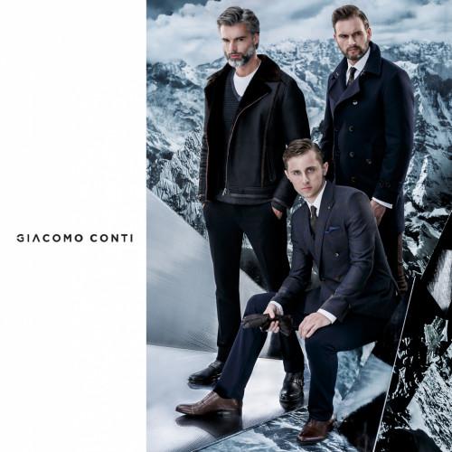 b547dac1b4791 Włoska elegancja w wydaniu Giacomo Conti