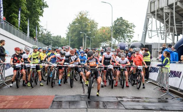 W tegorocznym MTB Gdynia Maratonie wzięło udział ponad 700 kolarzy w ośmiu kategoriach.