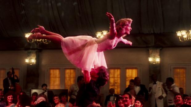 """""""Tribute to Dirty Dancing"""" w Gdynia Arena to muzyczny i taneczny hołd złożony słynnemu filmowi z 1987 roku. (Na zdjęciu: kadr z filmu)"""