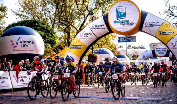 Zakończył się cykl maratonów kolarstwa górskiego Vienna Life LangTeam 2017