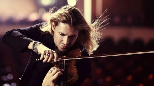 David Garrett, nazywany popowym Paganinim, wystąpi w Ergo Arenie 27 października.