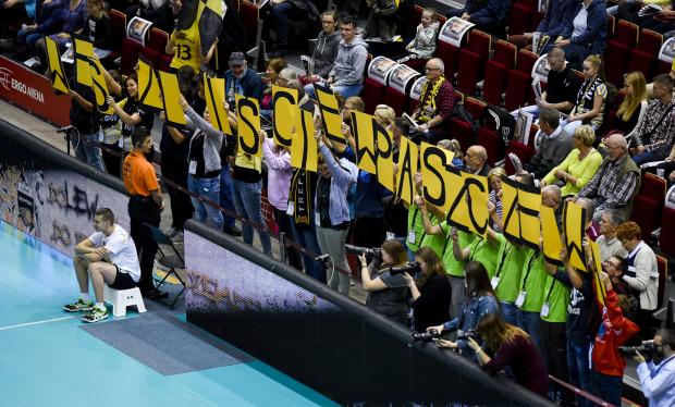 Fani siatkówki pokazali, jak bardzo zależy im na tym, aby Trefl Gdańsk dalej grał w PlusLidze.