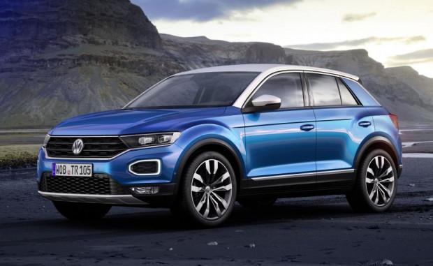 T-Roc to pierwszy kompaktowy crossover Volkswagena. Czy stanie się hitem? Czas pokaże.