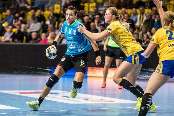 Cristina Georgiana Neagu (nr 8) 12 bramkami w Gdyni potwierdziła, że jest jedną z najlepszych piłkarek ręcznych świata. Ten nierówny snajperski pojedynek podjęła z Rumunką jedynie 18-letnia Paulina Uścinowicz (nr 78).