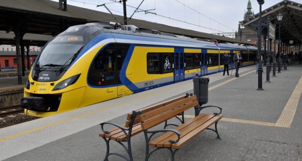 Od grudnia między Gdynią a Gdańskiem pojedzie więcej pociągów SKM.