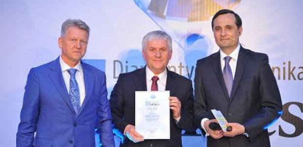 Anatol Kupryciuk (w środku) jest prezesem Lotos Kolej od maja 2017 r. Wcześniej związany był z PKP Cargo, największym konkurentem gdańskiej spółki. Z naszych informacji wynika, że dopiero kilka dni temu wypowiedział urlop bezpłatny poprzedniemu pracodawcy.
